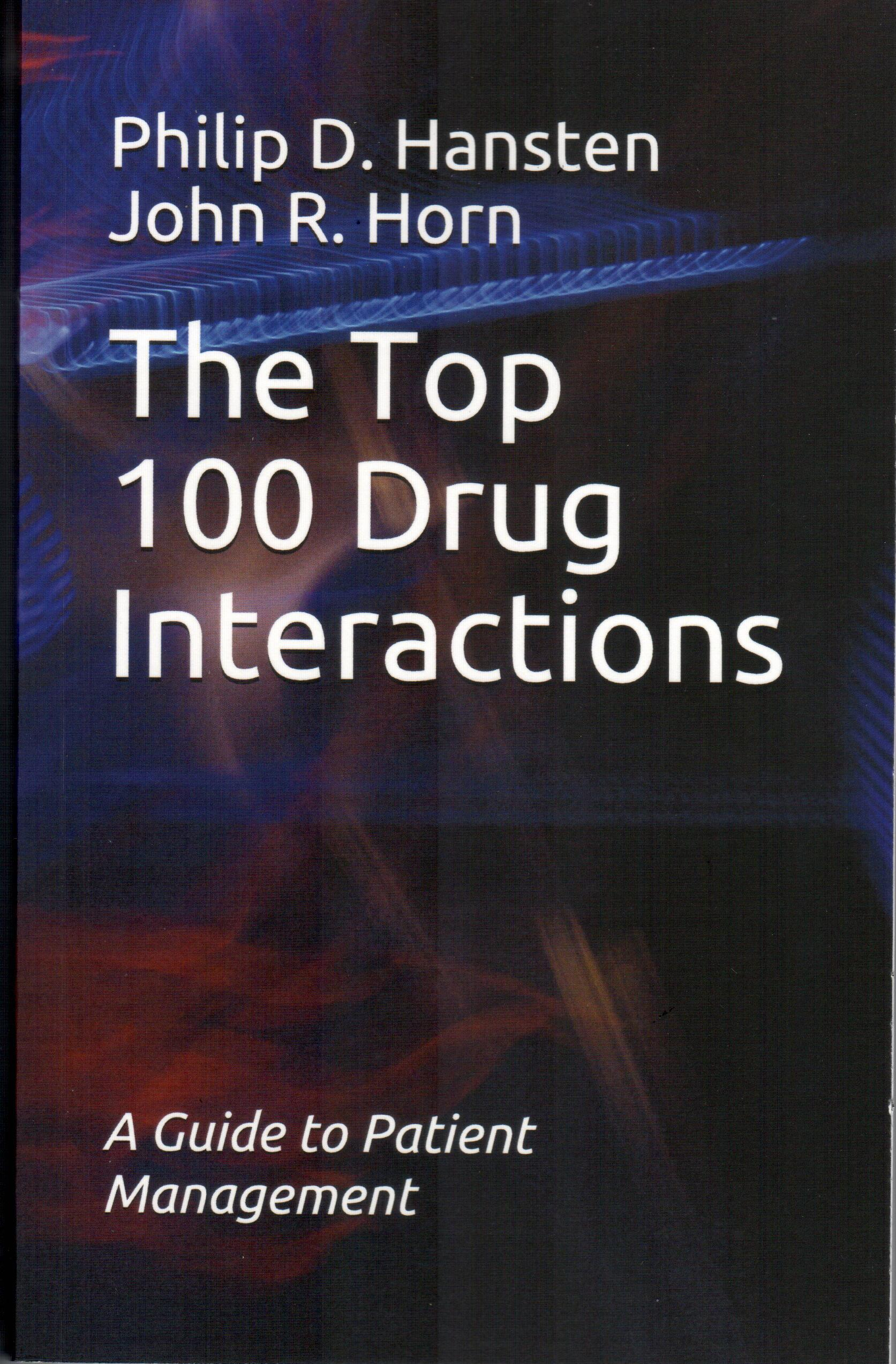 Top 100 Drug Interactions cover image